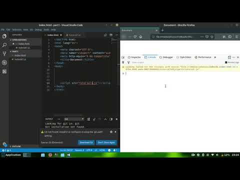 Tutorial Javascript Episode 1 thumbnail