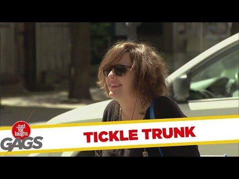 Real-life Tickle Trunk