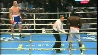 Tony Halme VS Yacine Kingbo NBA Heavyweight -titteliottelu