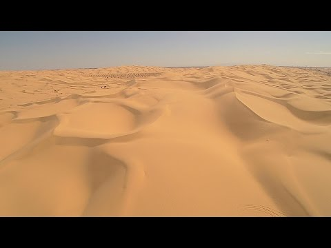Flying the Imperial Valley Sand Dunes with the Yuneec Q500+