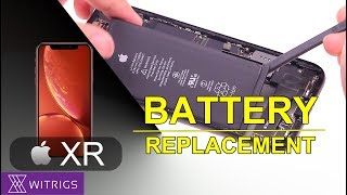 iPhone XR Battery Replacement