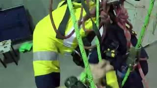 IRATA L3: Mid Transfer Rescue