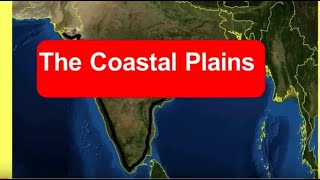 The Coastal Plains, India in English