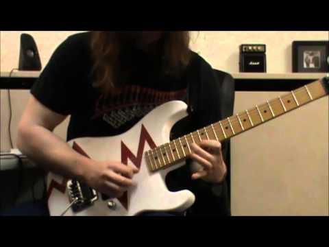 Quick Jam - Tony MacAlpine style