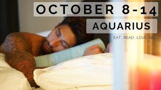 "AQUARIUS  SOULMATE "" BEST FULL COVERAGE NC20"" OCT 8 14 WEEKLY TAROT READING"