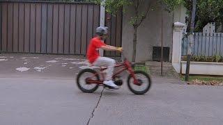Video [MotoVLog] - Mengubah Sepeda BMX Jadi Sepeda Motor download MP3, 3GP, MP4, WEBM, AVI, FLV Juni 2018