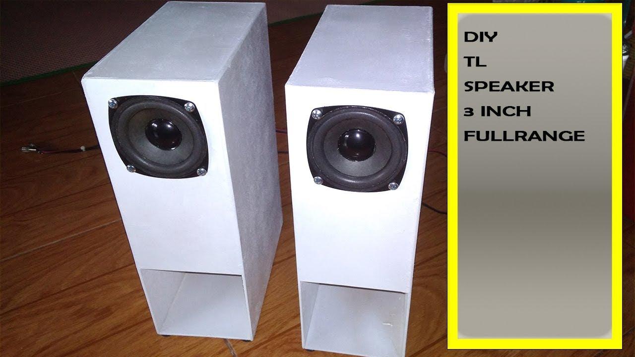 Transmission Line Speaker Plans Diy
