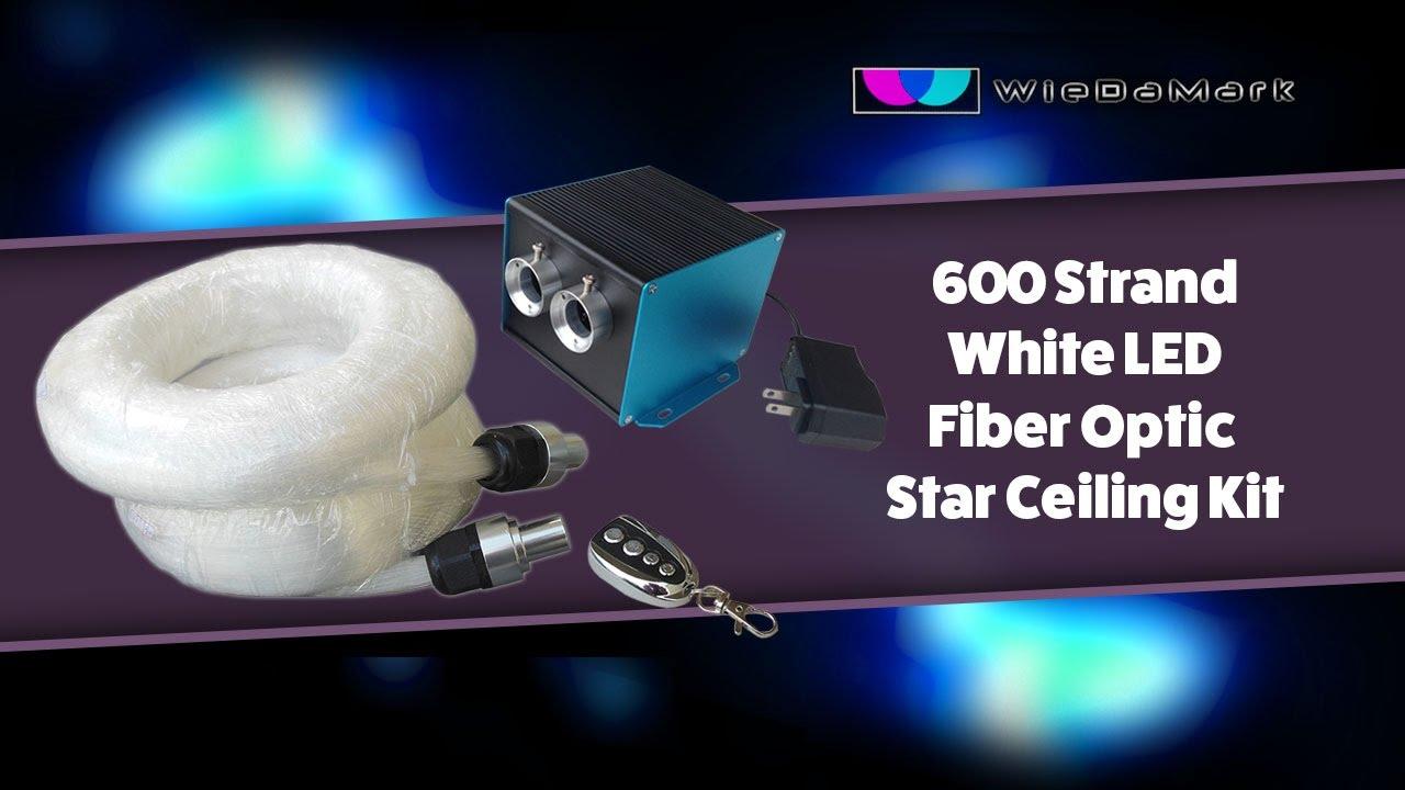600 Strand Star Ceiling Kits By Wiedamark