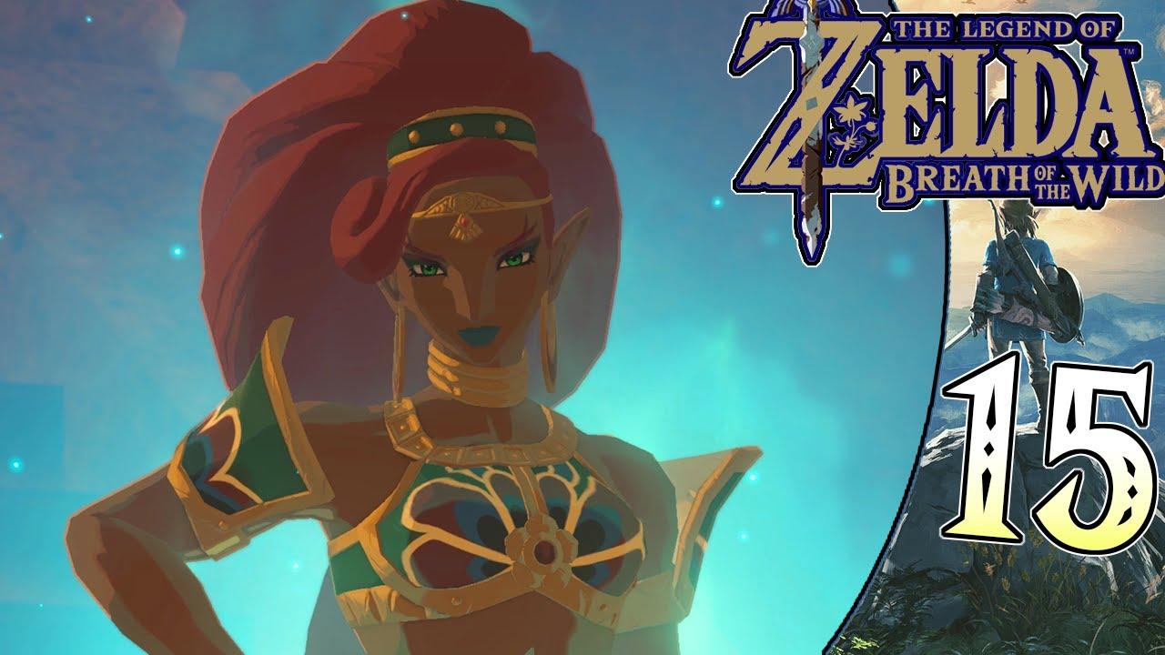 divine beast vah naboris  the legend of zelda breath of