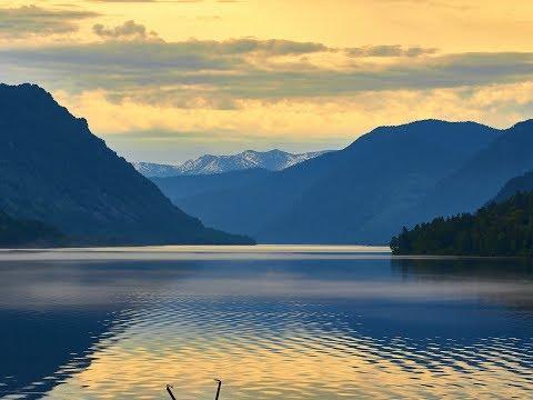 Путешествие на Телецкое озеро Республика Алтай