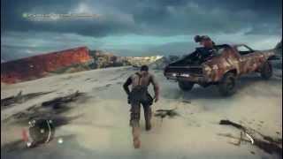 Mad Max Gameplay Test On MSI GE60 2PL Apache - 059XRU