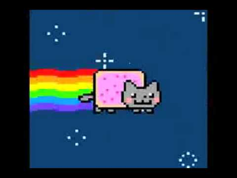 Nyan Cat Exploding Youtube