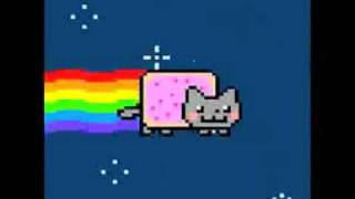 Nyan Cat :el gato mascota de mi canal de youtube