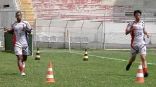Treinamento de Potência Aeróbia  Paraná Clube