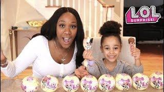 Opening LOL Surprise Confetti POP Dolls
