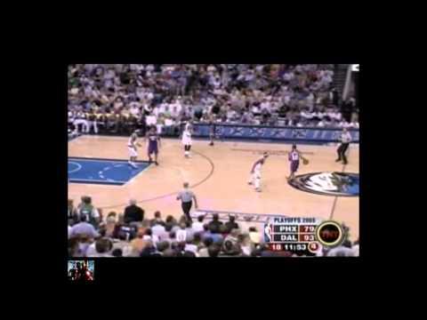 2005 NBA Playoffs WCSF Gm4 Suns Vs Mavericks {5}