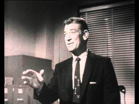 IMMER BEI ANBRUCH DER NACHT (1957) - Deutscher Clip