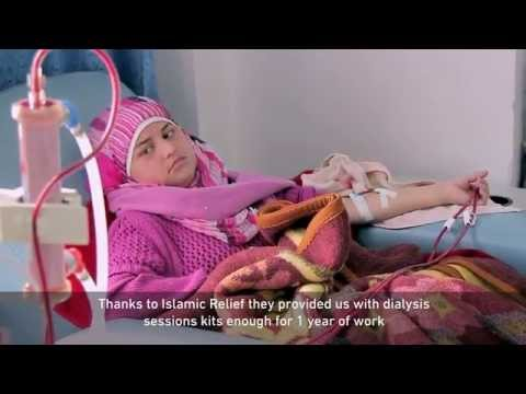 Humanitarian Health Projects - Islamic Relief Syria - 2015