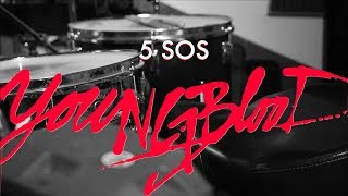 5 Seconds Of Summer - Youngblood - Drum Cover by Dylan THEEDZ