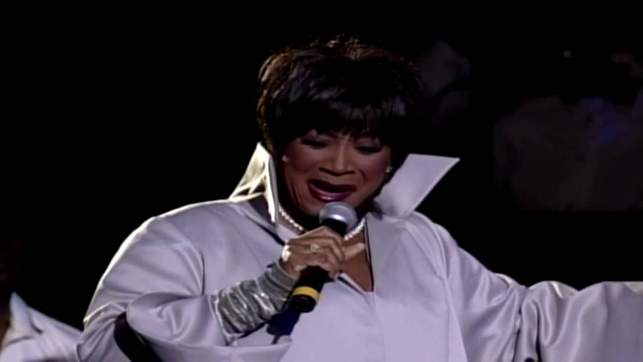 Patti Labelle - I Believe - One Night Only - HD (I hope)