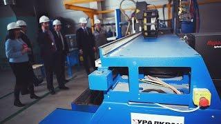 Открытие кранового завода в Луховицах  18 декабря 2014(, 2014-12-22T20:41:17.000Z)