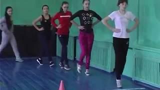 В Тетіївських школах пройшли відкриті уроки фізкультури за участю представників Київської ОДА