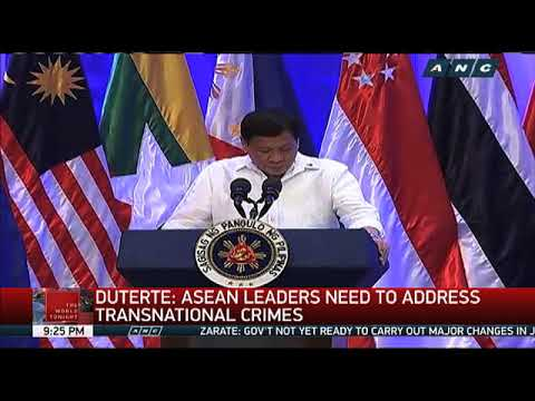 Duterte pushes for peaceful resolution to South China Sea dispute