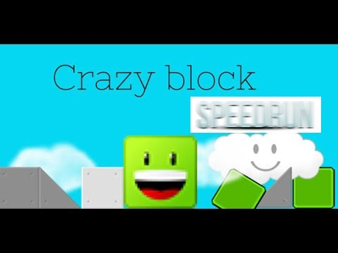 Crazy Block SpeedRun