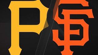 Bell homers in Bucs' 4-0 win over Giants: 8/11/18