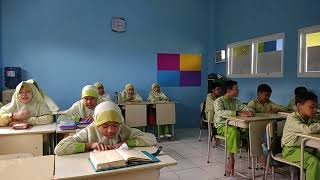 Kelas 6 Ar-Rasyid, Doa pembukaan Metode Ummi