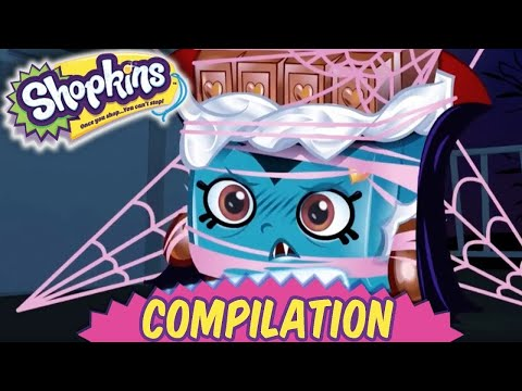 Shopkins ⚡️ POWER HUNGRY | ALL EPISODES 💡 Cartoons for kids