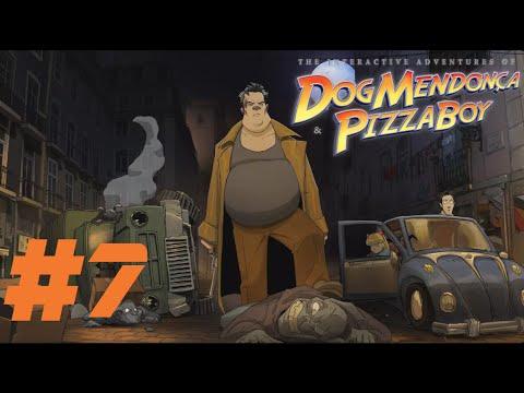 The Interactive Adventures of Dog Mendonça & Pizza Boy Walkthrough   Part 7: The Maze [PC]  