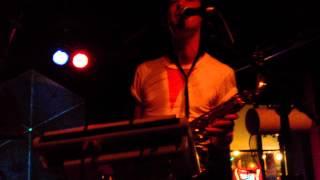 Fanfarlo - Dig (Live in Atlanta 2012)