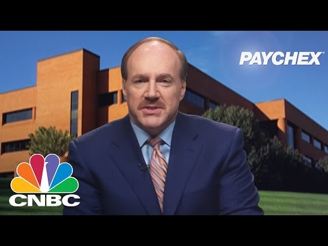 Paychex CEO: The State Of Jobs | Mad Money | CNBC