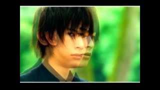 Yoshizawa Ryo as Sakuta Ryuusei in Kamen Rider Fourze, and Music Mo...