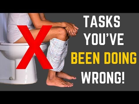 6 Things You've Been Doing WRONG Your WHOLE Life!