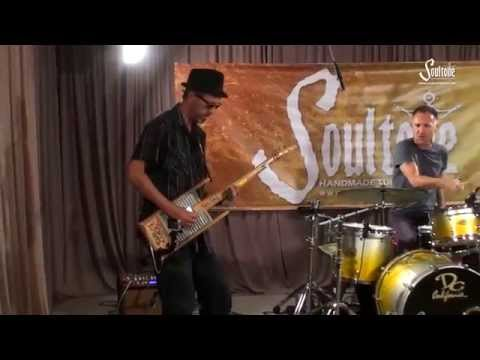 Nathan James and the Rhythm Scratchers - Tri-tar Shuffle/Twist