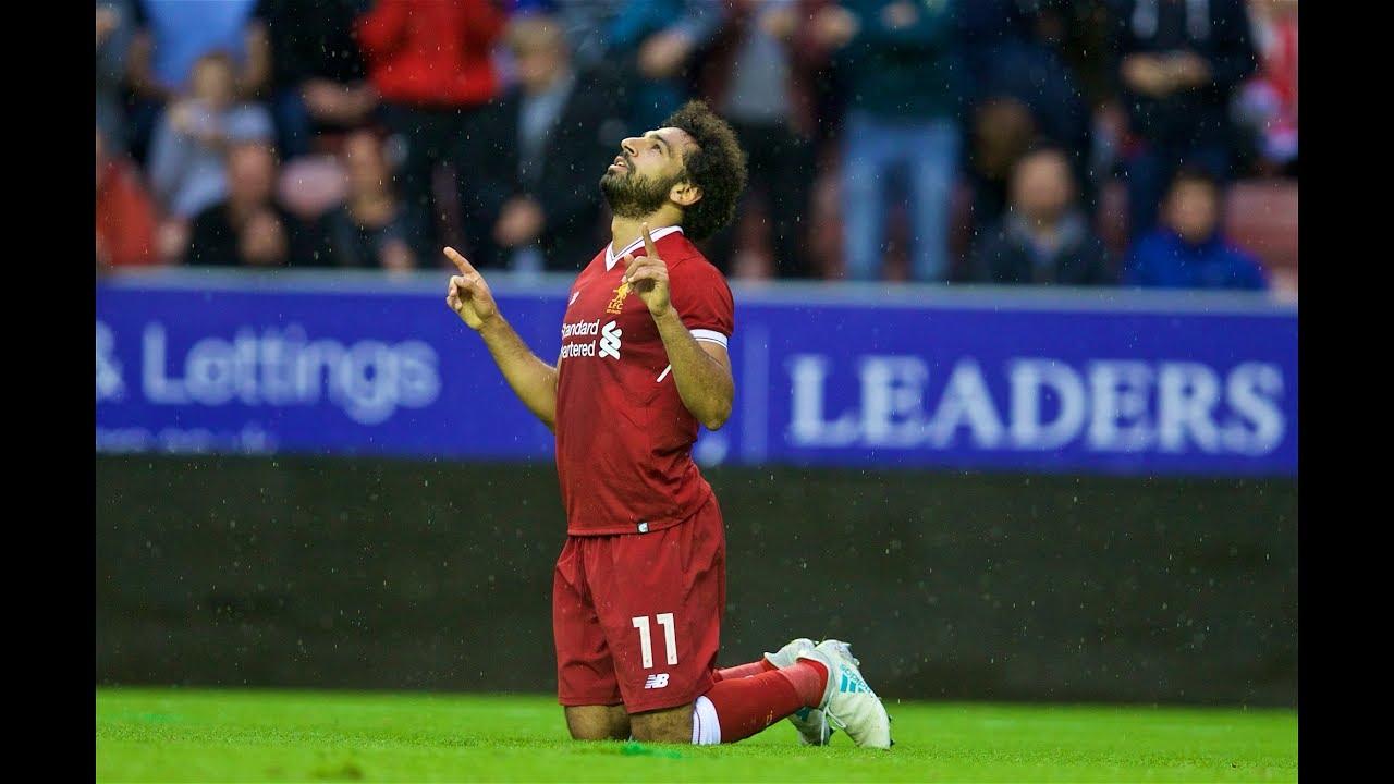 Download Mohamed Salah Debut vs Wigan • 14.07.2017