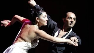 Cha Cha & Rumba - Maarouf & Renata Live with CHILLY BAND