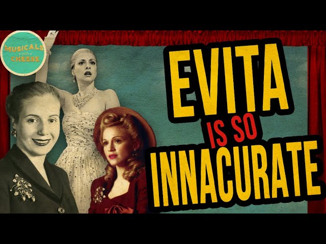 JESSWORLD EP. 59 - Historical & Cultural Accuracy in Evita