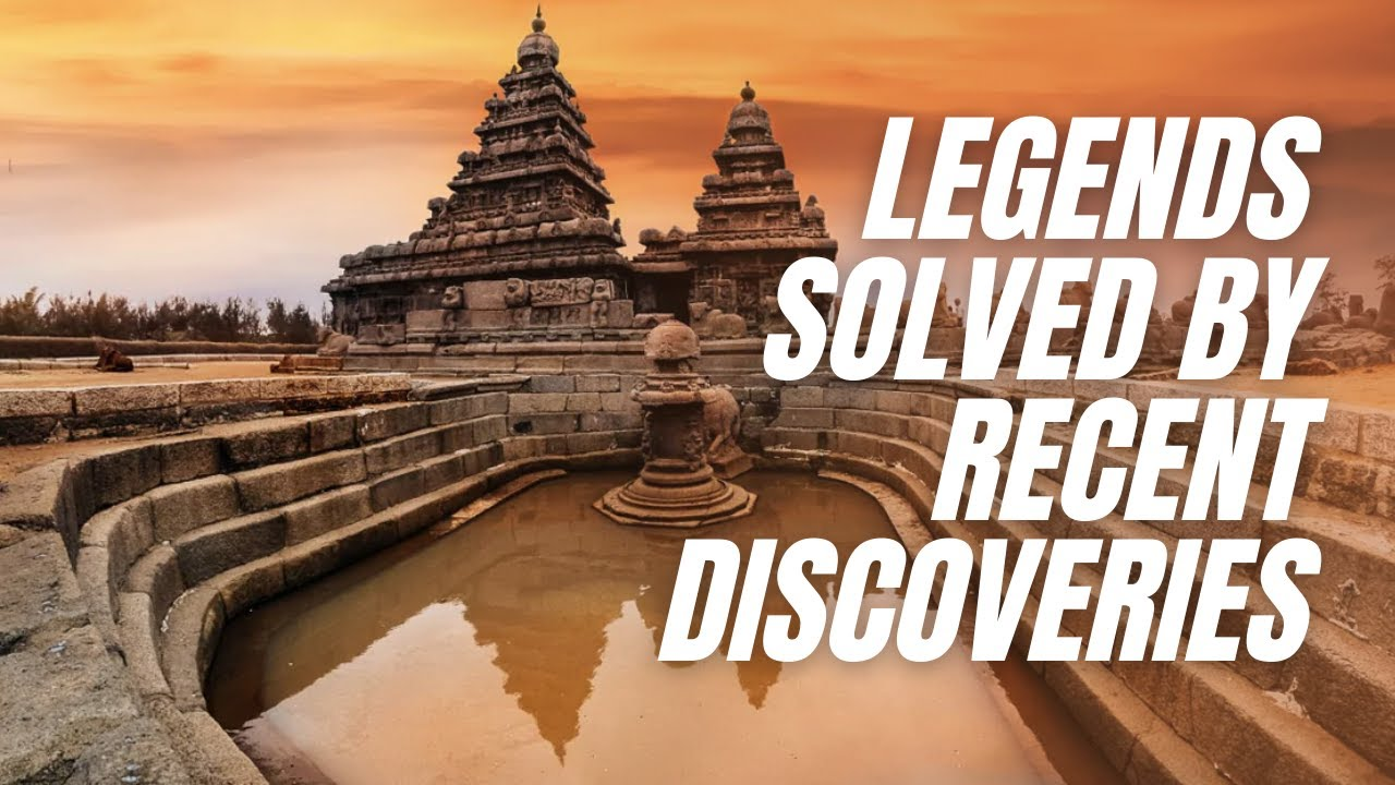 Download LEGENDS Solved By RECENT Discoveries