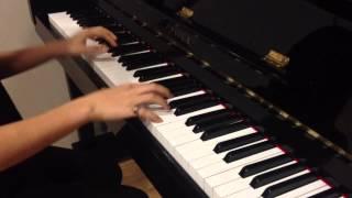 Sad Valentine ( Anh cũng biết sống biết nghĩ biết đau) - Piano Cover