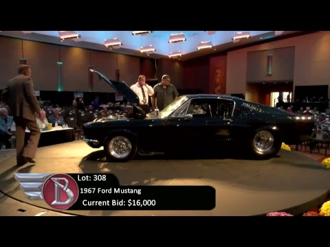 The Branson Collector Car Auction Auction Live Stream