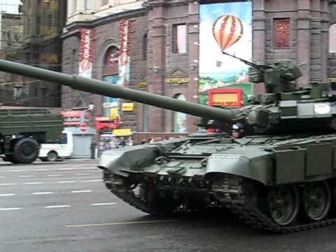 РУССКИЙ ТАНК Т-90