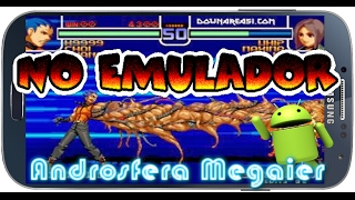 The King Of Fighters 2002 Magic Plus 2 para Android apk NO EMULADOR