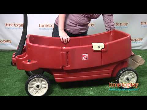 All Around Wagon From Step2