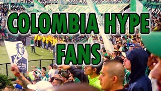 Medellin Crazy Soccer Fans La 70 | Moving to Colombia episode 20