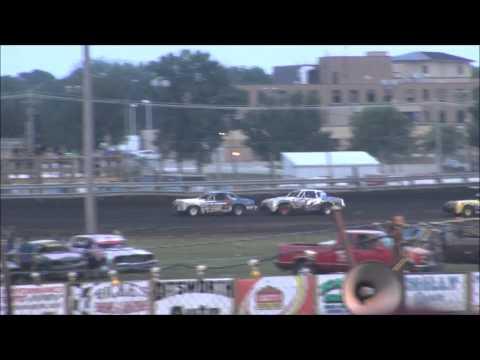 Nielsen Racing Algona 8-9-14