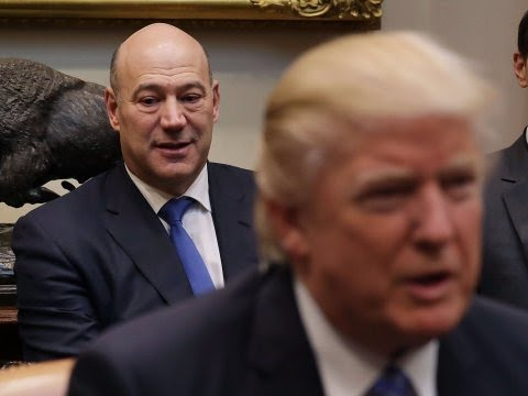 Trump Wants To Sell US Infrastructure To Goldman Sachs