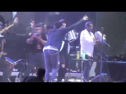 Video de Silvestre Dangond llora junto a Juancho de la Espriella en Valledupar